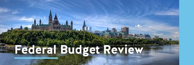 SR&ED - Federal Budget 2019